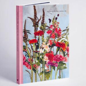 """Boken """"Blomster – odla egna snittblommor""""."""